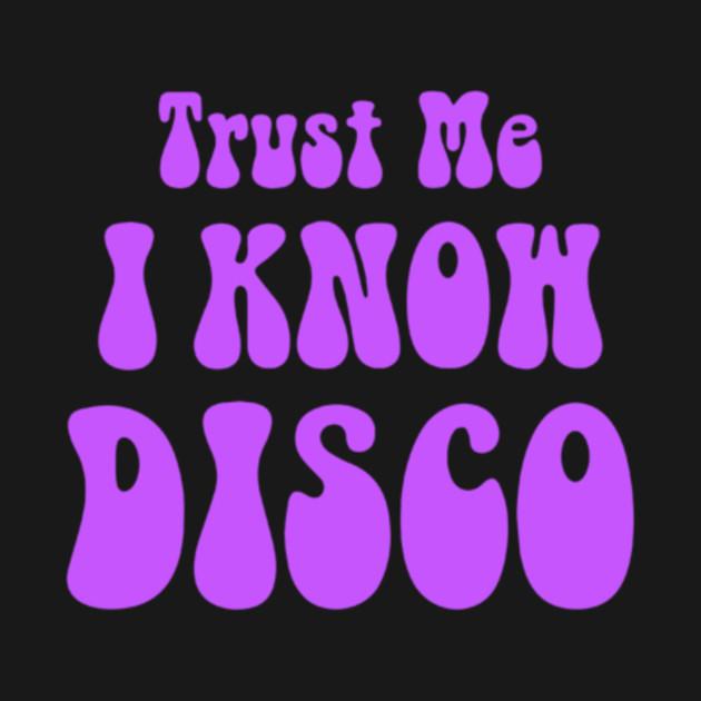 I know Disco