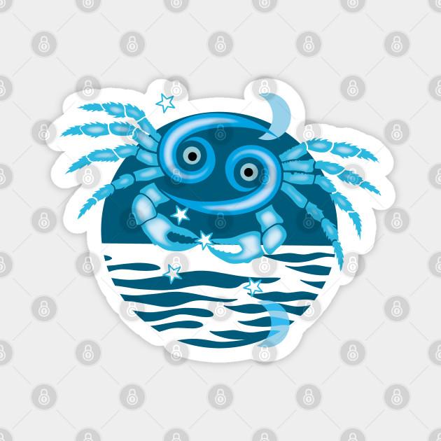 Cancer zodiac sign - Crab Symbol