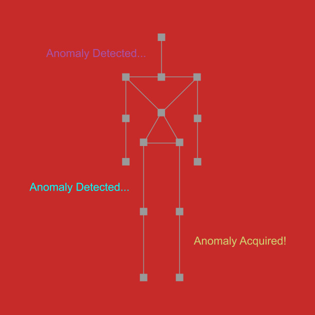 Anomaly Detected - GRAY