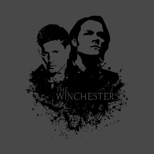 the winchesters t-shirts