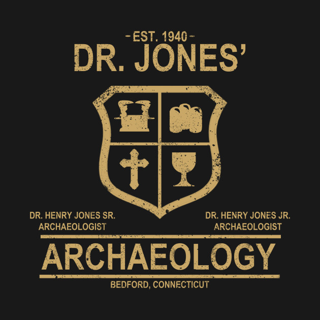 Dr. Jones' Archaeology