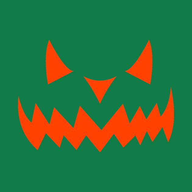 Halloween Pumpkin Face Lantern