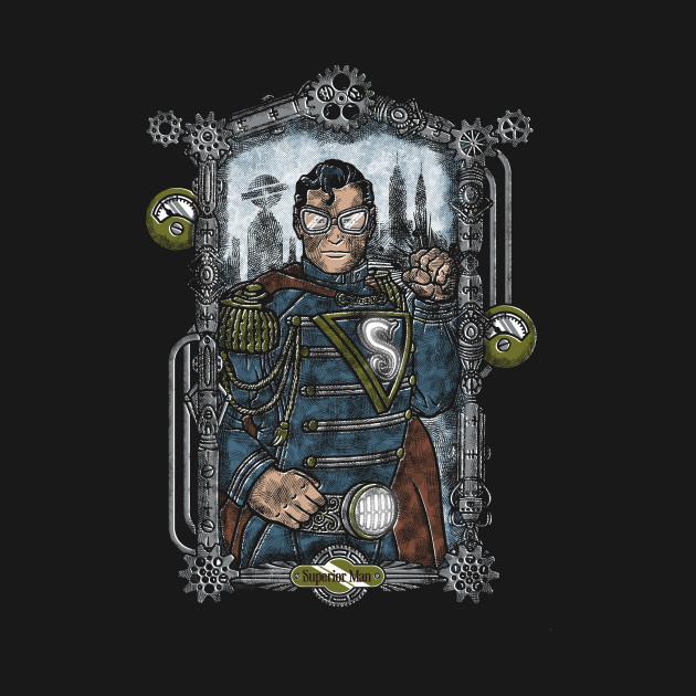 Superior Man T-Shirt