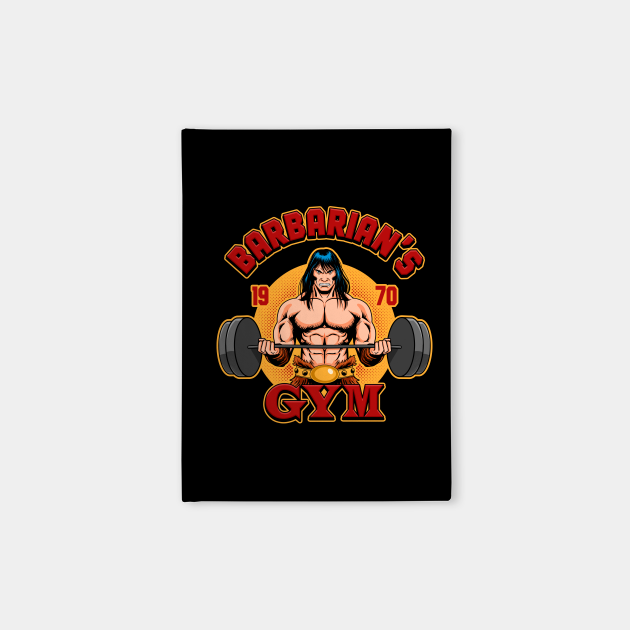 Barbarian's Gym