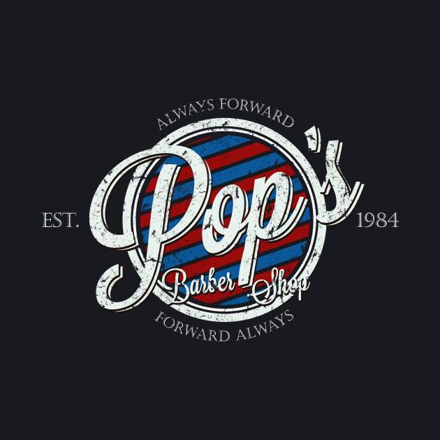 POP'S BARBER SHOP