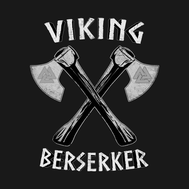 Viking Berserker Vikings Kids T Shirt Teepublic