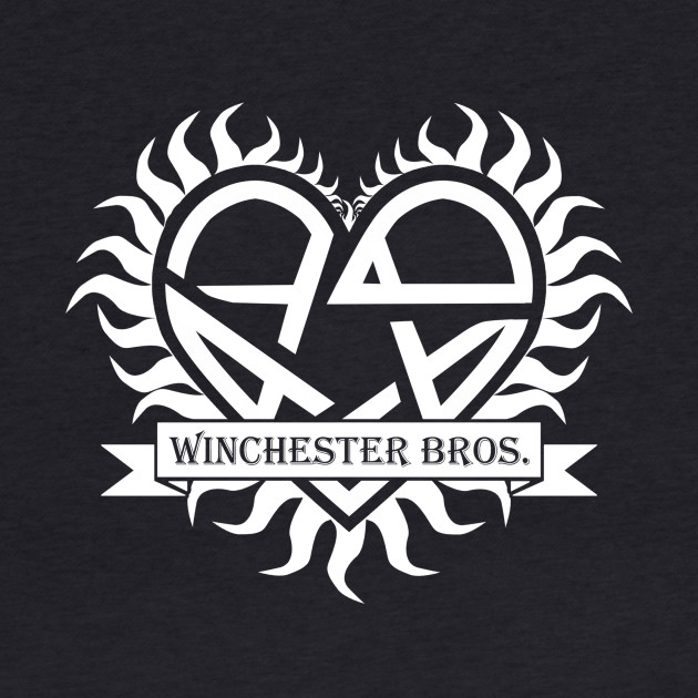 I love the Winchester bros