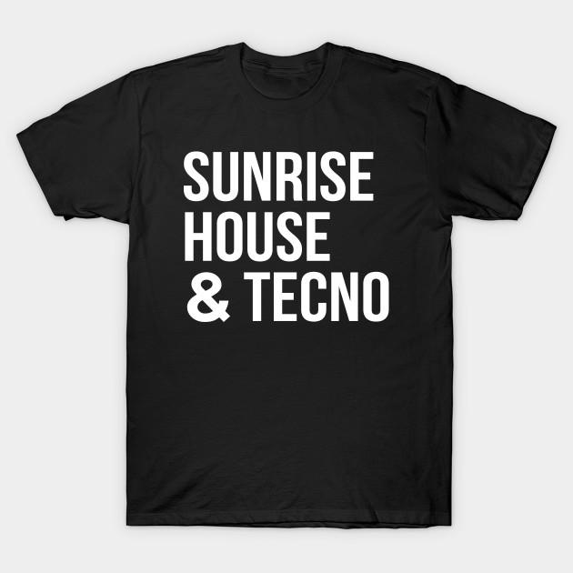 Sunrise House & Techno Music Party Festival