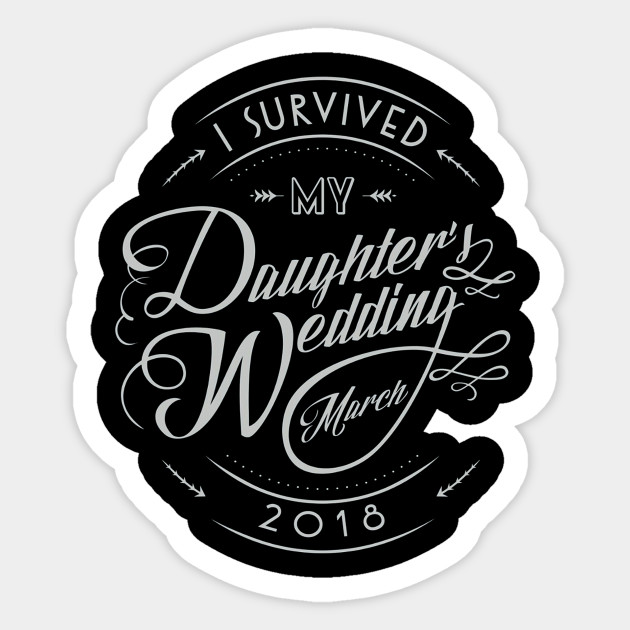 Wedding gift ideas i survived my daughter wedding march 18 4rm 2448494 0 negle Images