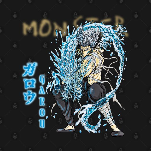 Garou × The Human Monster