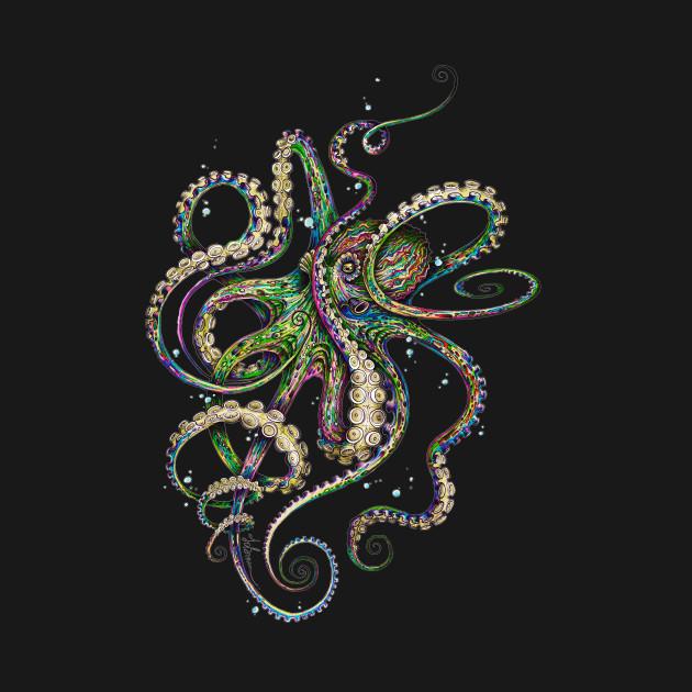 Octopsychedelia