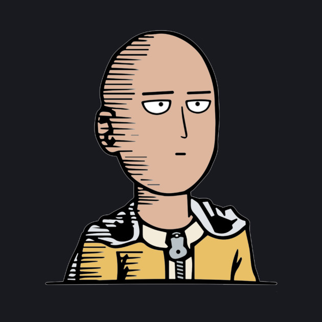 One Punch Man (Colored)