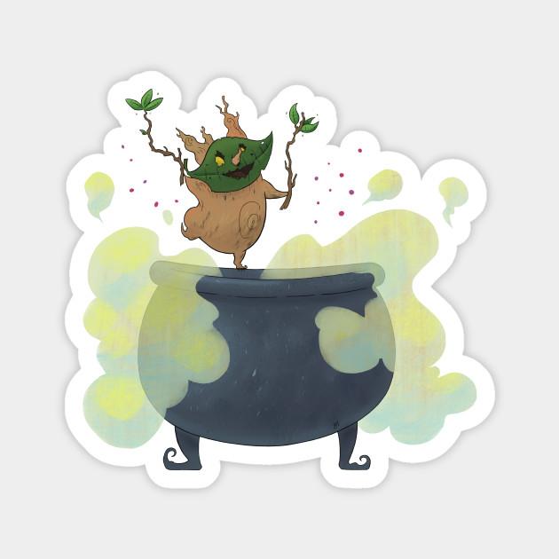 Twiggy Little Alchemist