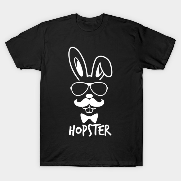 3c3b6fac17a2 Hopster Bunny Shirt Funny Easter Gift - Easter - T-Shirt