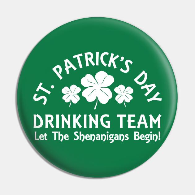 Drinking Team - St. Patrick's Day