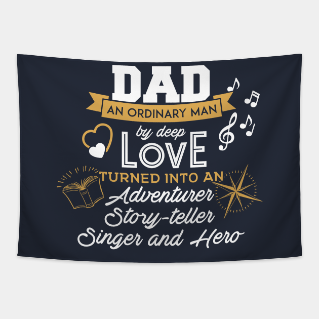 Ordinary Men With Love Turned Into Dad