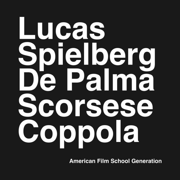 American Film School Generation