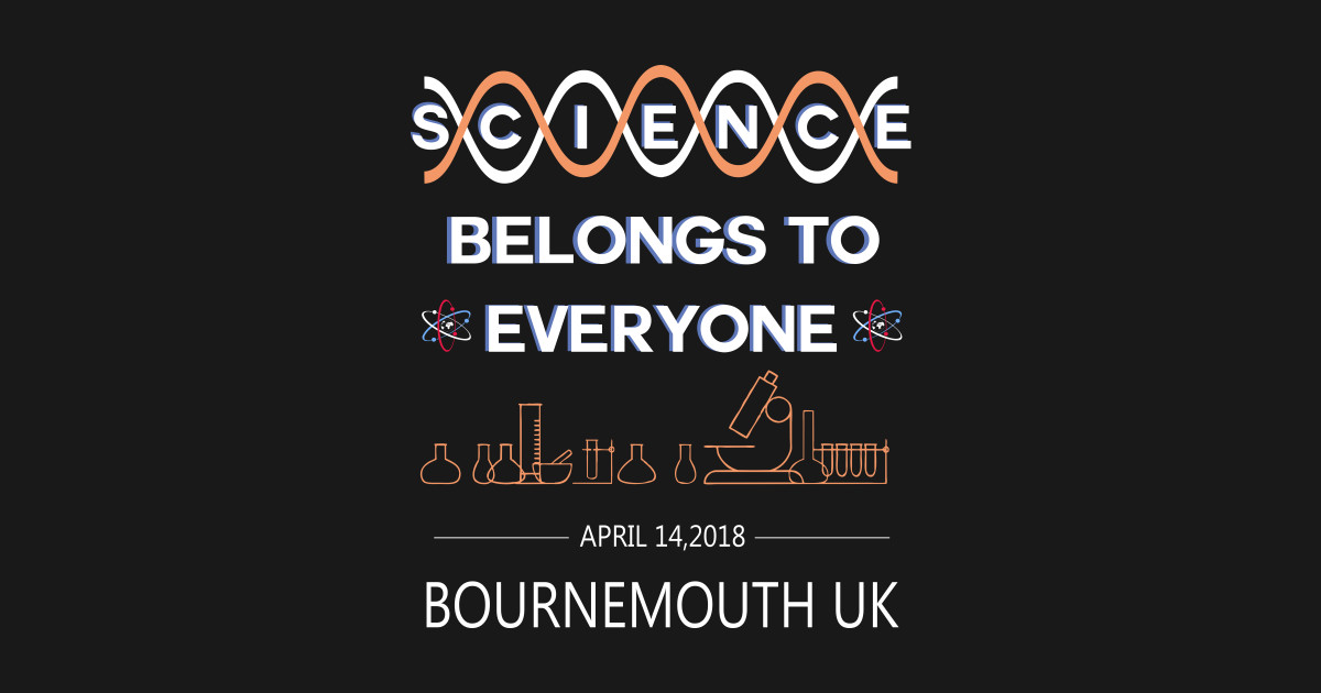 Science Belongs To Everyone Bournemouth Uk by luckysquare
