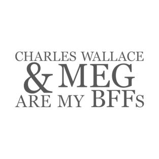 Book BFFs - Charles Wallace/Meg