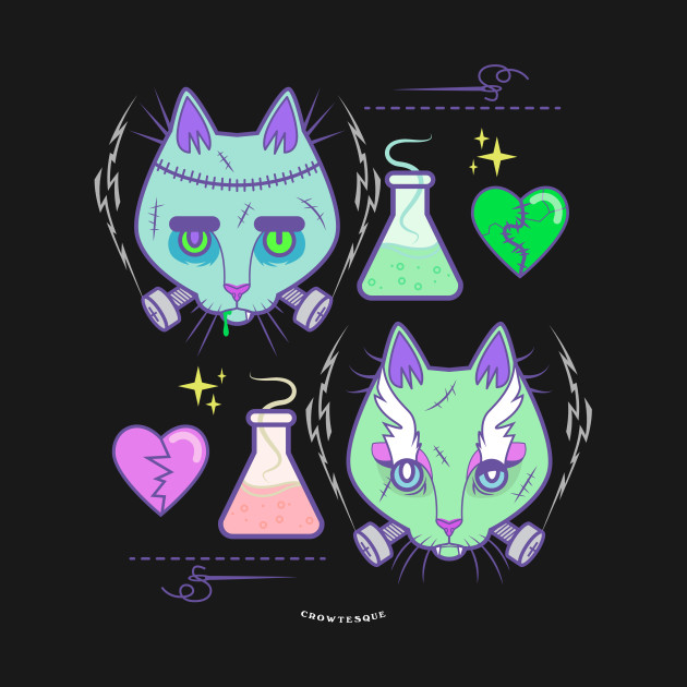 Frankenkitties