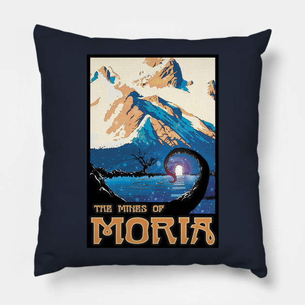 Visit the Mines of Moria