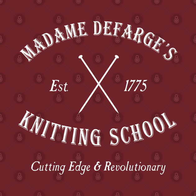 Madame Defarge Knitting School