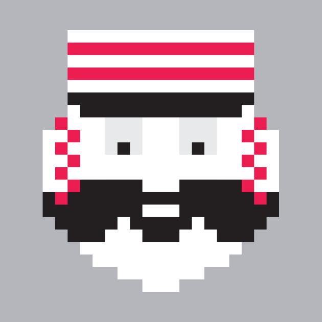 (CIN) Baseball Mascot