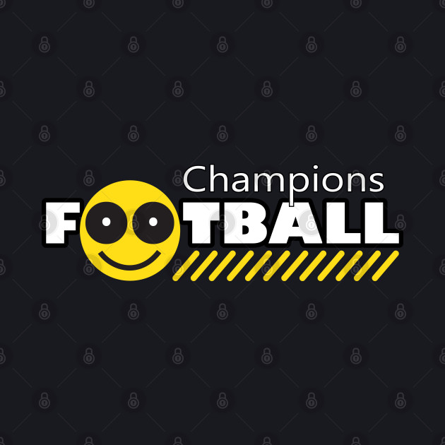 Football Game Smile Sport Champion