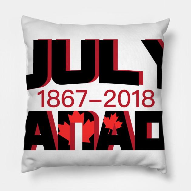 Canada Maple Leaf Vintage Retro 151 Years
