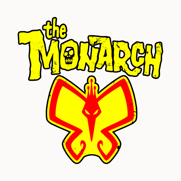 Monarch Logo (For Light Shirts)