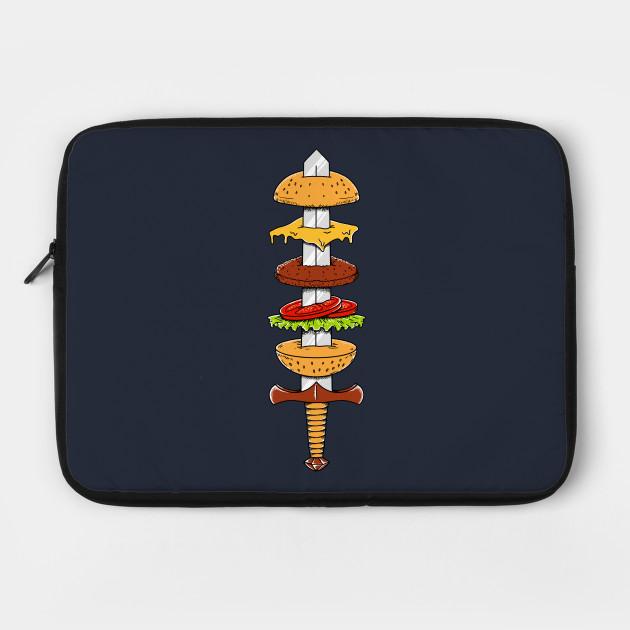 Burger Sword