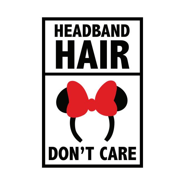 Headband Hair Don't Care