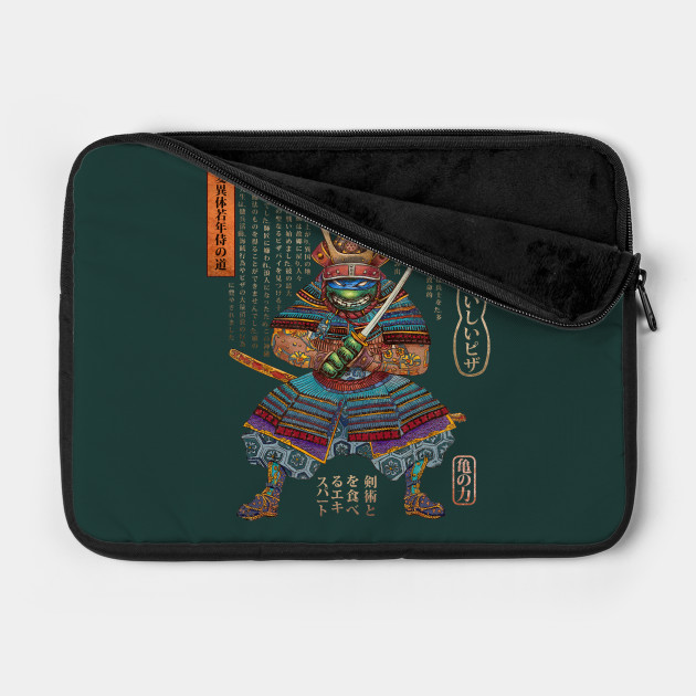 Samurai Turtle-Leonardo