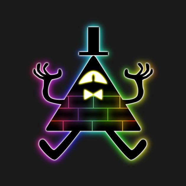 Supreme Bill Cipher - Stanley Pines - T-Shirt : TeePublic