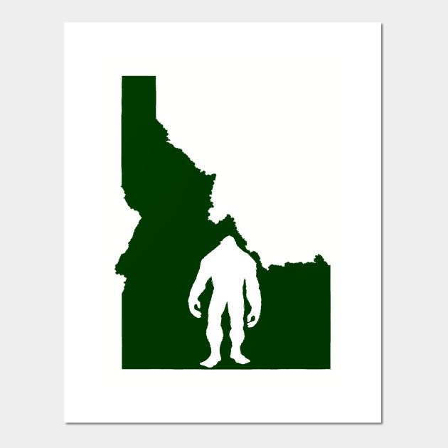 Idaho Bigfoot
