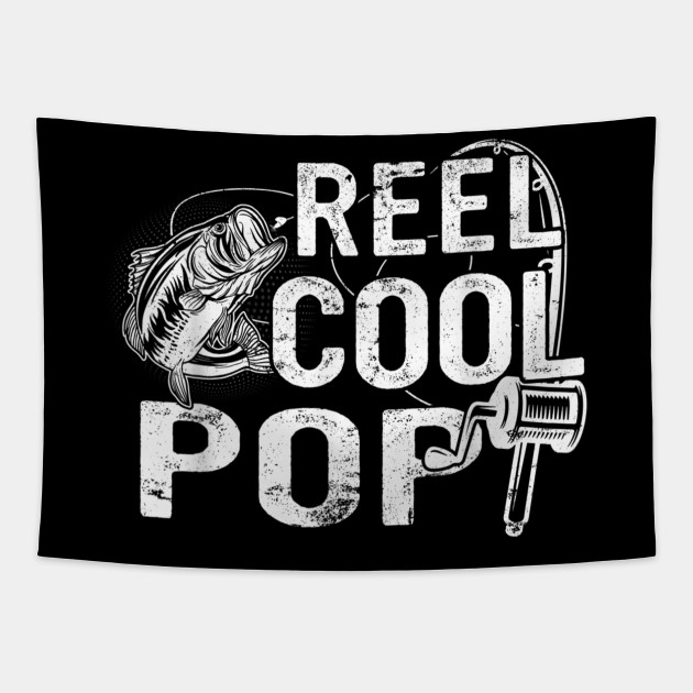 Mens Vintage Reel Cool Pop Family Gifts Ideas For Him Her TShirt