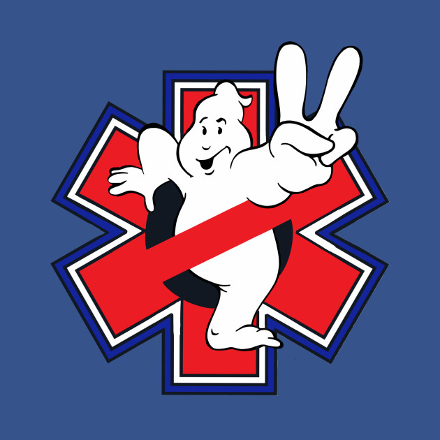 Ghostbusters Medi-Corps 2