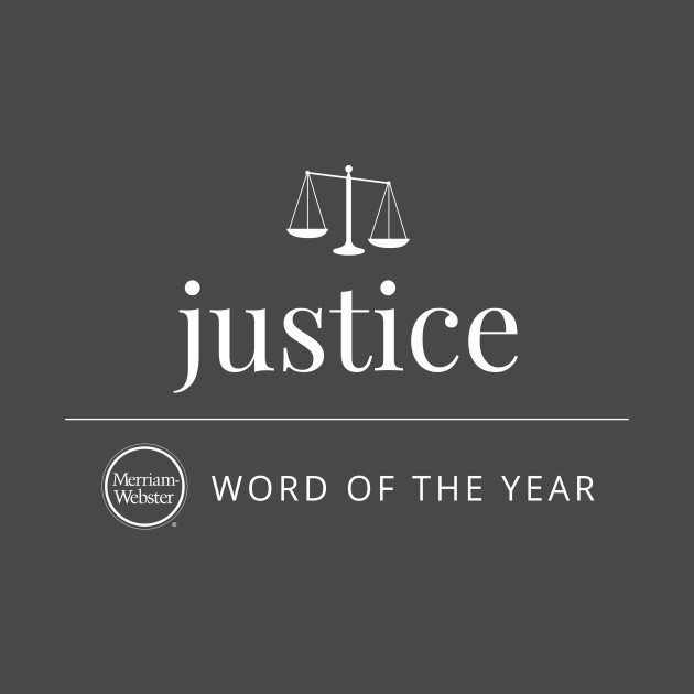 Word of the Year 2018 Justice