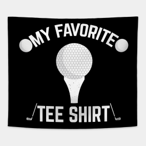 Golf Sayings Tapestries | TeePublic