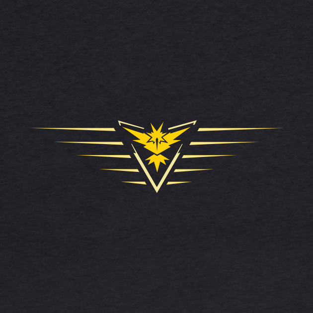 Team Instinct Pokemon Go