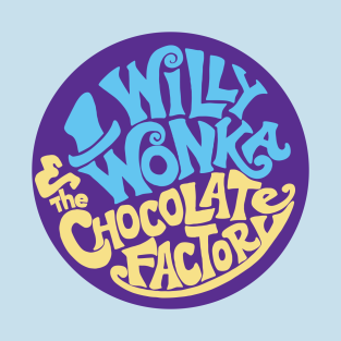 WILLY WONKA AND THE CHOCOLATE FACTORY t-shirts