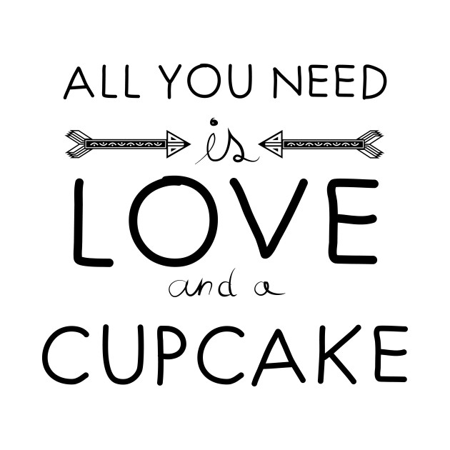 Download All you need is love : Cupcake - All You Need Is Love - T ...