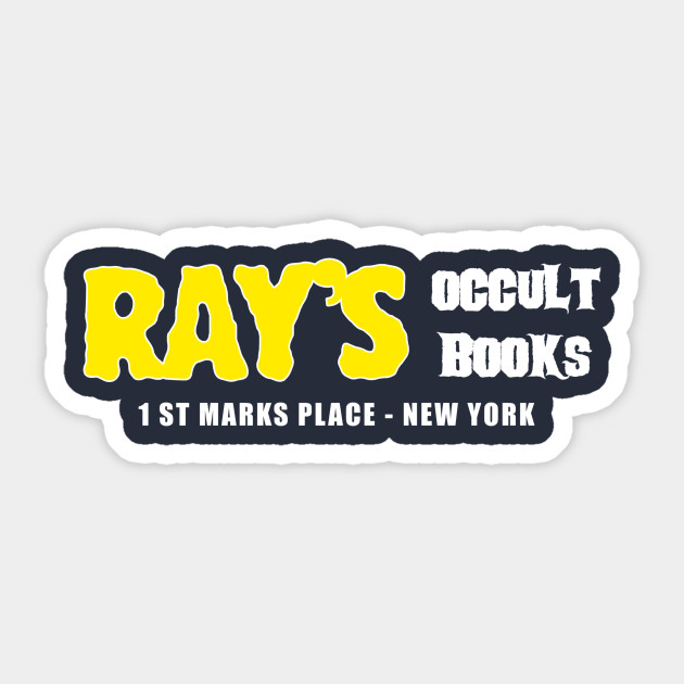 Rays Occult Books New York