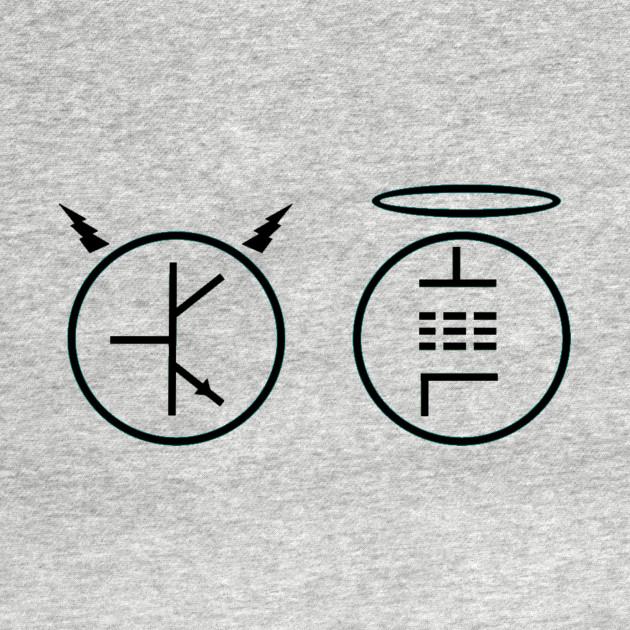 Tube Angel Wo Japanese Captions Audio Long Sleeve T Shirt