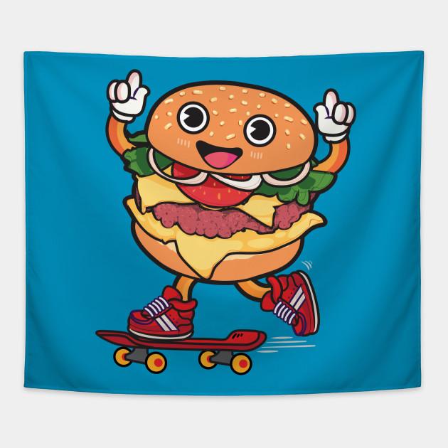 Skater Burger
