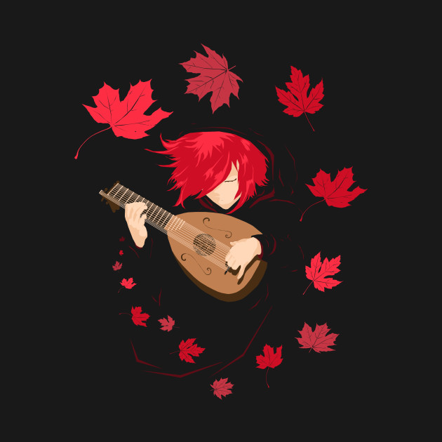 Lute and wind