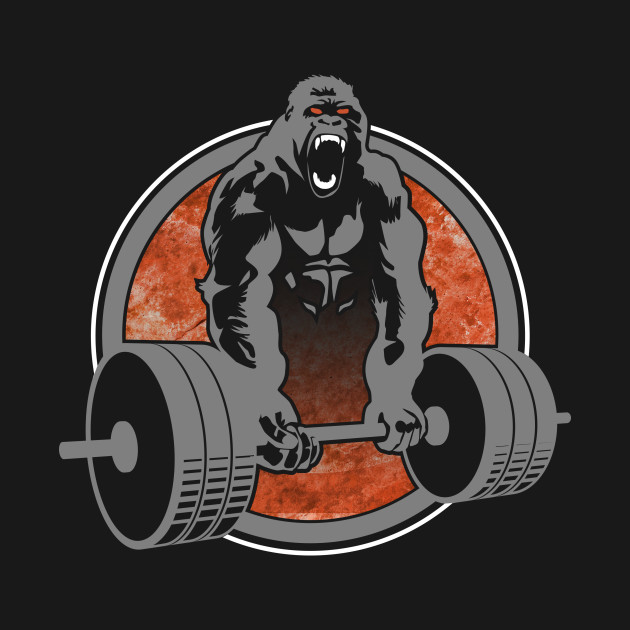 Gorilla Lifting Color