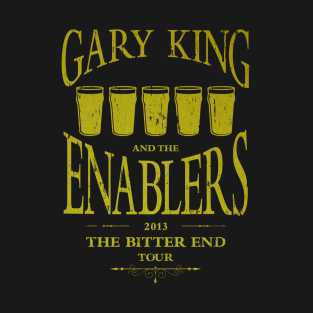 Gary King and the Enablers