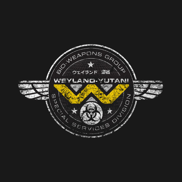 Weyland Yutani Bio Weapons Group