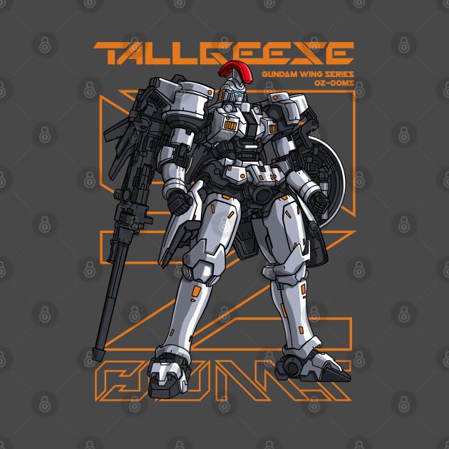 Tallgeese Gundam